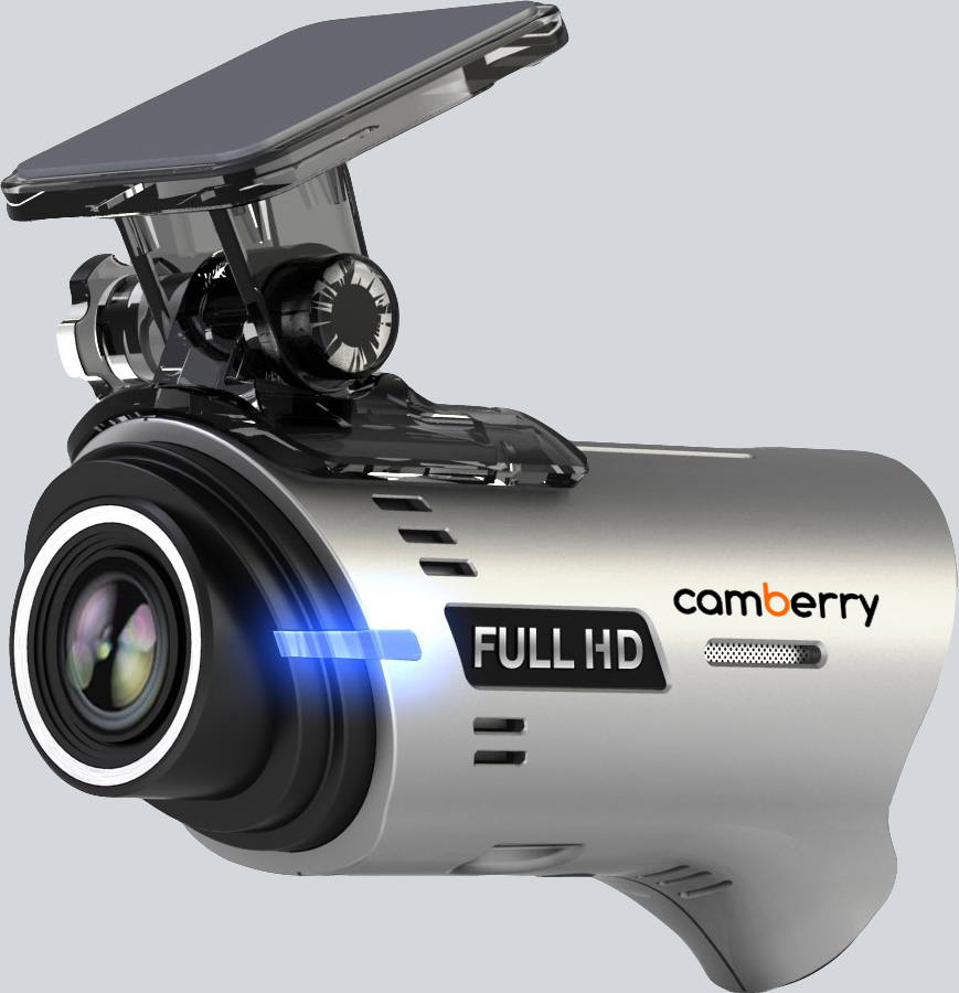 Camberry Dashcam Black Box by econes